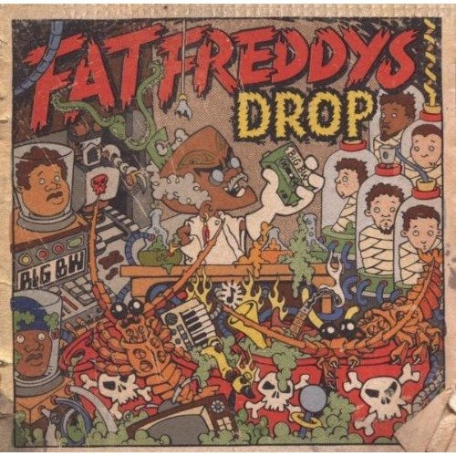 Fat Freddys Drop - Dr Boondigga and the Big Bw [CD]