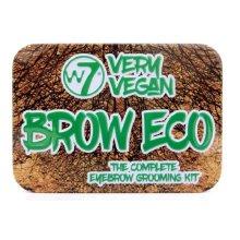 W7 Very Vegan Brow Eco- Eyebrow Grooming Kit