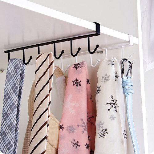 Kitchen Cup Rack Shelf Hanger Cupboard