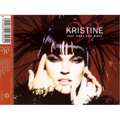 Feel What You Want - Kristine W - CD - Used