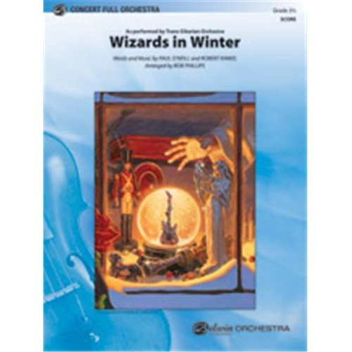 Alfred 00-41237 WIZARDS IN WINTER-PCF