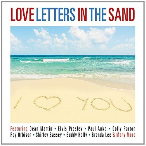 Love Letters in the Sand [CD]