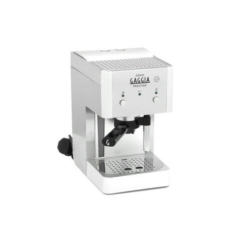 Gaggia Gran Prestige Manual Espresso & Cappuccino Coffee Machine Stainless Steel
