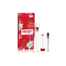coffret kenzo flower 50ml travel exclusive