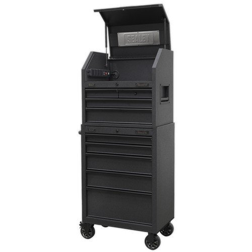 Sealey AP27BESTACK 9 Drawer Tool Chest Combination with Power Bar