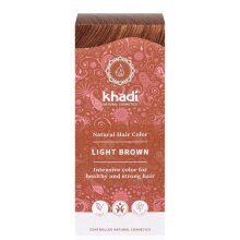 Khadi Herbal Hair Colour Light Brown