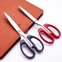 6034  Stationery scissors, stainless steel scissors, office scissors, paper cutting scissors
