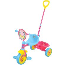 Peppa Pig My First Trike Pink MV Sports Ages 2 Years+