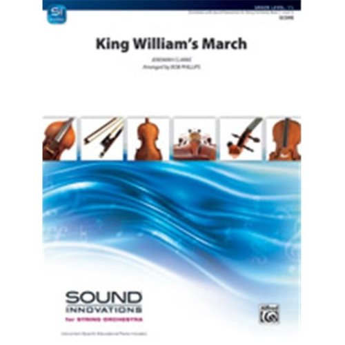 Alfred 00-38465 KING WILLIAMS MARCH-SIS