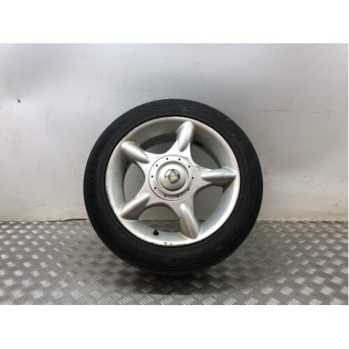 2005  Mini Cooper R50 R53 R52 16 Inch Alloy Wheel Oem Wheel With Centre Cap - Used