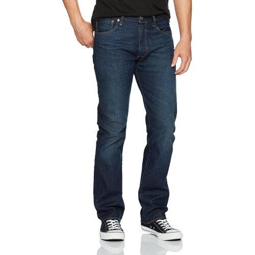 501 Original Fit Levi's Men's Jeans - Anchor 34*30