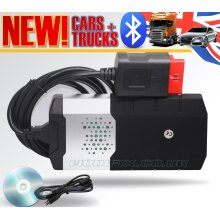 NEW 2021! 2017 R3 Bluetooth Car Truck Diagnostic Tool DS150E OBD2 Scanner VCI