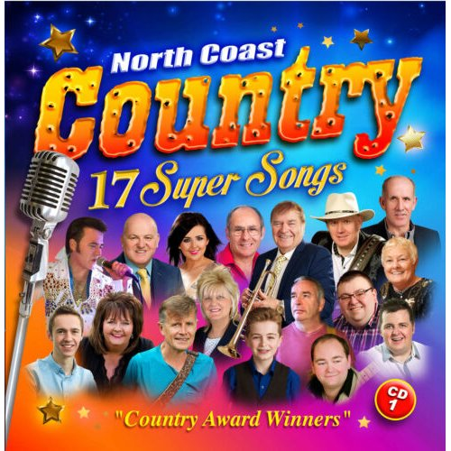 North Coast Country Music (Various Artists)  17 Super Songs CD