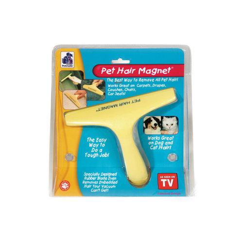 PetMate - Pet Hair Magnet - Yellow
