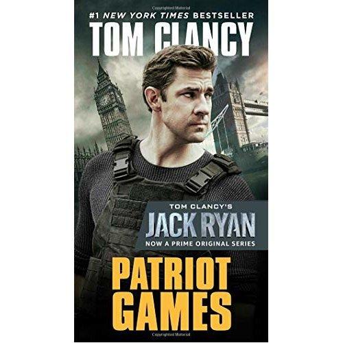 Patriot Games (Movie Tie-In) (Jack Ryan)