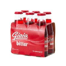 GIOIA BITTER RED APERITIF - 2 Unit(s)----Each  Unit Is 24 X(100ML)