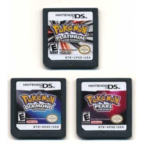 Pokemon:Platinum/Diamond/Pearl Copy Reproduction Game Cartridges