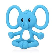 Nuby Yogi Teether Toy for Babies from 3 Months