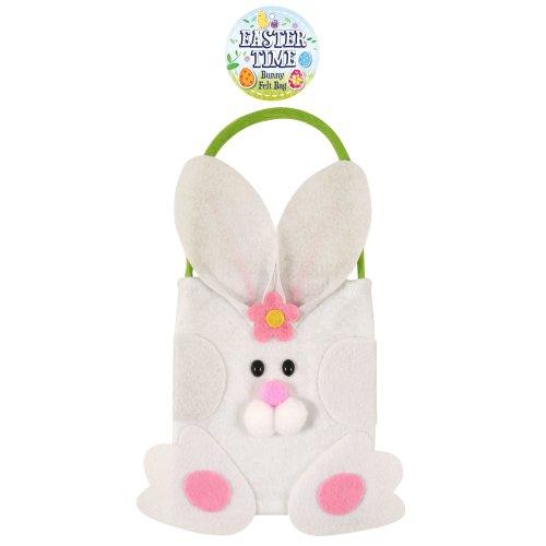 Easter Bunny Felt Bag