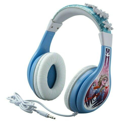 Disney Frozen 2 Kids Headphones with Parental Volume Control