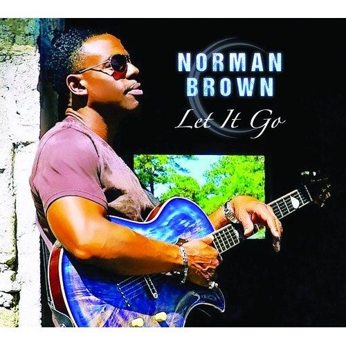Norman Brown - Let It Go [CD]