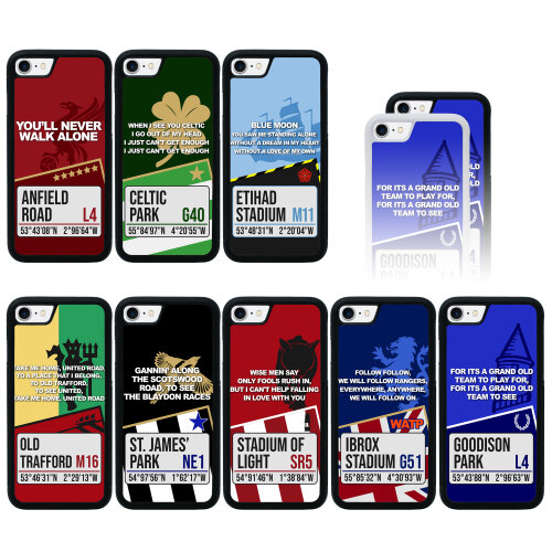 Football Identity Phone Case Protective Bumper Cover