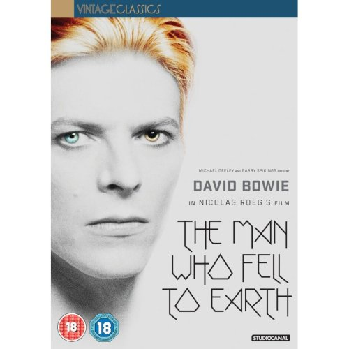 The Man Who Fell To Earth DVD [2016]