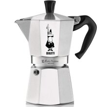 Bialetti Moka Express 3 Cup Espresso Maker