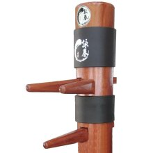 Kung Fu Traditional Martial Arts Wooden Dummy Head Protect Pad