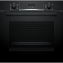 Bosch Serie 4 HBS573BB0B Built In Electric Single Oven - Black