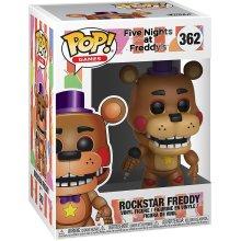 Funko FNAF Pizza Sim: Rockstar Freddy Pop! Vinyl Collectable Figure #362