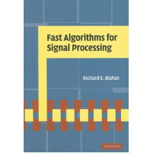 Fast Algorithms for Signal Processing - Used