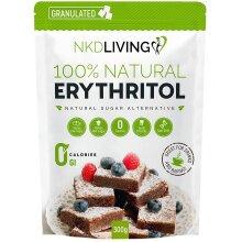 NKD Living Erythritol Granulated 300g