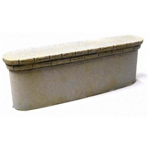 Chooch CHO9832 N Scale Double Concrete Bridge Pier