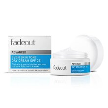 Fade Out Advanced Even Skin Tone Day Cream with SPF25 1x50ml - Face Cream With Niacinamide and Lactic Acid to Brighten Skin tone in 4 weeks