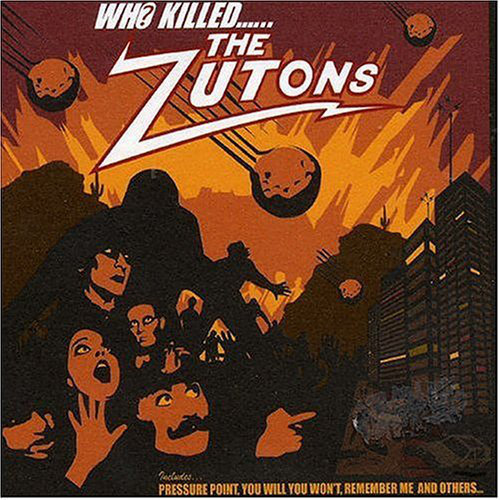Who Killed...... The Zutons - Zutons CD - Used