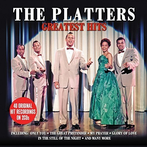 The Platters - the Platters Greatest Hits 2cd