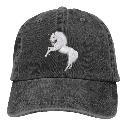 Love Horse Denim Baseball Caps