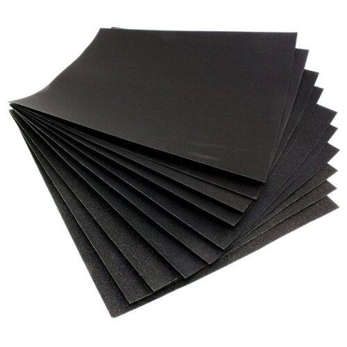 Waterproof Sheets Of Wet & Dry Sandpaper Paper 2000 Grit Grade - p2000