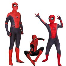 SpiderMan Far From Home Cos Costume Bodysuit
