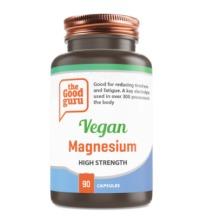 Vegan Magnesium Supplement, No Added Sugar, Gluten-free, NON-GMO