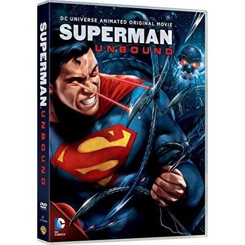 DC Superman - Unbound DVD [2013]