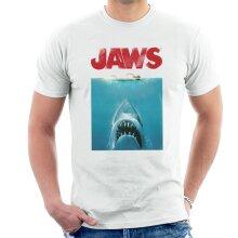 Jaws Classic Poster Men's T-Shirt
