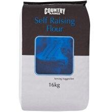 Country Range Self Raising Flour - 1x16kg