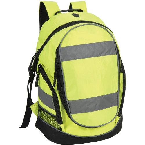 Shugon Hi-Vis Rucksack / Backpack - 23 Litres