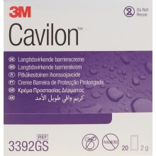Cavilon 2 g Durable Barrier Cream - Pack of 20