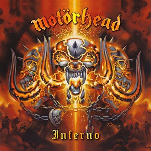 Motörhead - Inferno [CD]