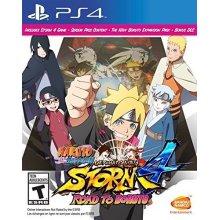 Naruto Shippuden Ultimate Ninja Storm 4 Road to Boruto PlayStation 4