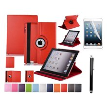 Smart Leather 360 Rotation Case For Apple iPad 2 / 3 / 4