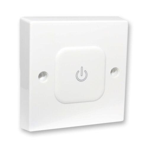 13A Boost timer switch rundown time lag energy saving, 1sec-2hr adjustable